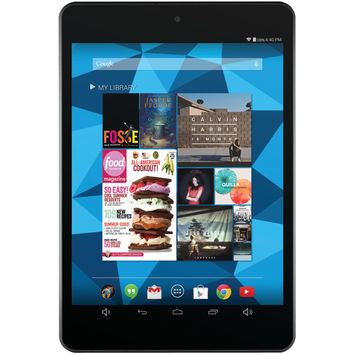 "Ematic 7.9"" HD Dual-Core 8GB Tablet with Android 4.4"
