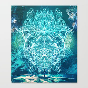 The Summit Canvas Print by J.Lauren