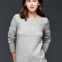 Gap Mixed Stitch Pullover Sweater