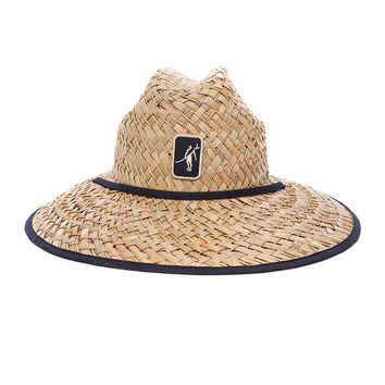 Toes on the Nose Straw Hat