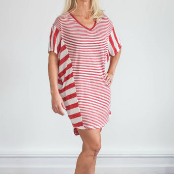 The Yacht Club Tee Dress
