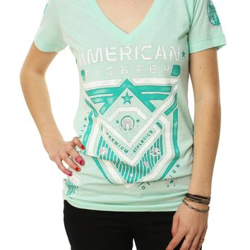 American Fighter Women's Kendrick Artisan Graphic T-Shirt