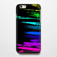 Rainbow Graffiti Color Paintings iPhone 6 Plus 6 5S 5C 5 4 Protective Case #201
