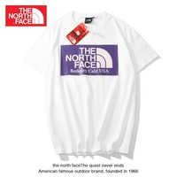 Cheap Women's and men's The North Face t shirt for sale