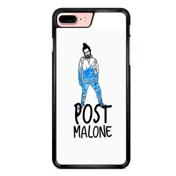 Post Malone Art 1 iPhone 7 Plus Case
