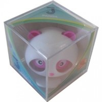 Cute Panda Face Air Freshener (Pink)
