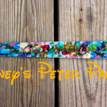 Disney Inspired Peter Pan Lanyard