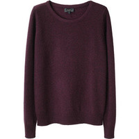 A.P.C. Wool Crewneck Sweater