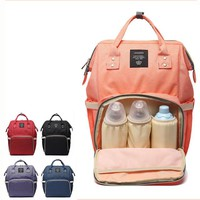 Backpack style Diaper Bag - Designer Bag