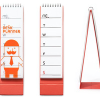 Desk Weekly Planner / Weekly Checklist / 101135310