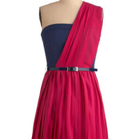 You Look Sash-ing Dress | Mod Retro Vintage Dresses | ModCloth.com