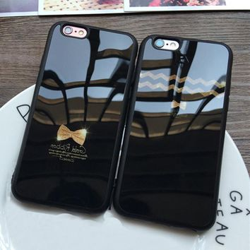 Shop iphone 6 bow case on wanelo for Coque iphone 4 miroir