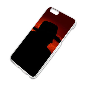 Cowboy Silhouette iPhone 6 Slim Fit Case