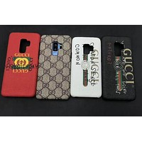 Perfect Gucci Fashion Galaxy Cover Case For S9 S9 plus