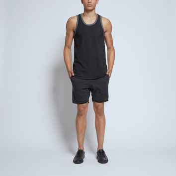 Reigning Champ Reversible Tank Top in Black