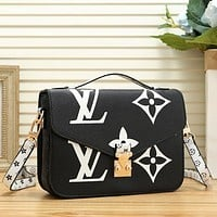 Louis Vuitton LV Women Fashion Crossbody Satchel