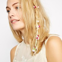 ASOS Mini Paper Flowers Hair Grip