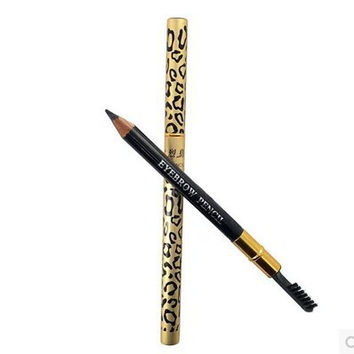 Waterproof Longlasting Eyebrow Pencil & Eyebrow Brush [7278763655]