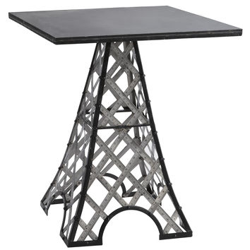 Crestview Eiffel Tower Table - CVFZR457