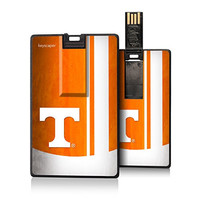 Tennessee Volunteers 8GB Credit Card Style USB Flash Drive Licensed by the NCAA & Printed by keyscaper ®