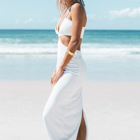 Swift Cutout Maxi | SABO SKIRT