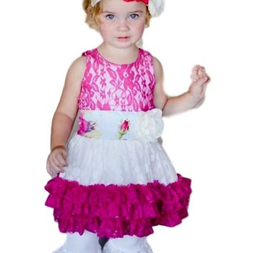 Giggle Moon-Living Water Tutu Dress