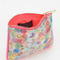 Hologram Zip Pouch - Urban Outfitters