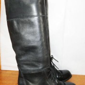 Blondo Riding Black Boots 70% off retail