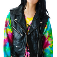 Ragged Priest Irvine Biker Jacket Multi