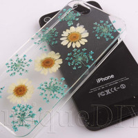 Pressed Flower iPhone 5 case, iPhone 5s case, iPhone 4s case,iPhone 4 case, iPhone 5c case Galaxy S3 S4 S5 Note 2 Note 3, Real Flowers