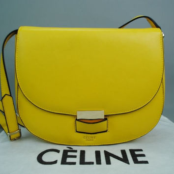 Celine Trotteur Ladies Bag Damentasche Pre-Owned Like New Free DHL Shipping