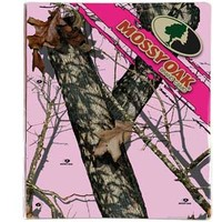Mossy Oak Pink Camo 3-Ring 1