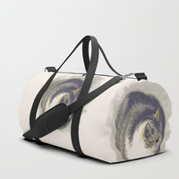 Fat Cat Duffle Bag by anipani