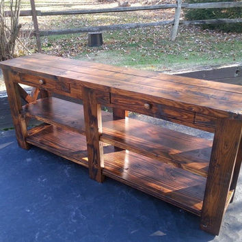 Reclaimed Barn Wood Furniture Living Room Sofa Farm Table Island With Straight Legs