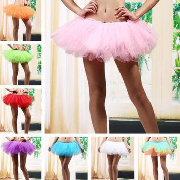 All Rave Color Tutus