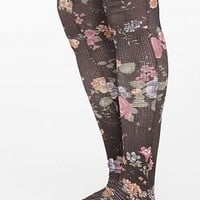 Flora Over-The-Knee Sock