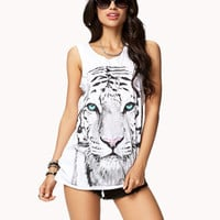 Tiger Muscle Tee