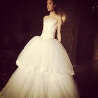 Bridal Fashion Fall 2013 Douglas Hannant