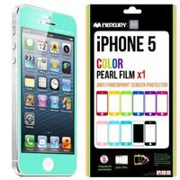 Caseology HD Clarity Color Screen Protector for Apple iPhone 5 / 5S [All Versions] (Turquoise / Mint)