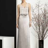 Dessy After Size 6675 In Stock Bridesmaid Dress