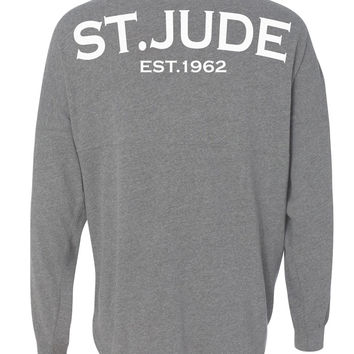 Ladies Spirit Gameday Jersey- Ash Grey
