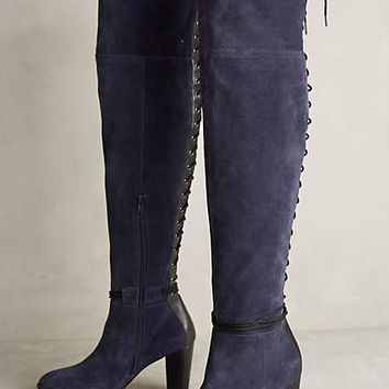 Lien.Do Toro Lace-Back Boots