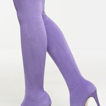 Manhattan Boots - Purple