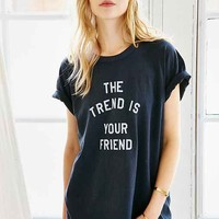 Urban Renewal Recycled Trend Friend Vintage Tee