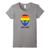Gay Alien LGBT National Pride March Gay Equality Shirt