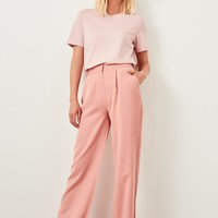 Stacey Peach Trousers