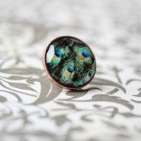 Peacock Renewal Ring