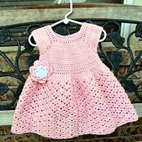PATTERN: Snap Dragon Toddler Dress
