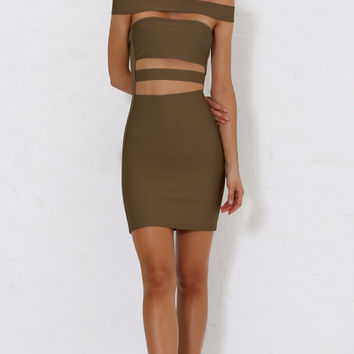 Jaxson Bandage Dress
