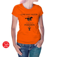 Camp Half Blood Tee, Percy Jackson T Shirt - Women's T-shirt